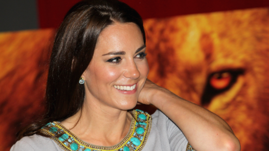 See Kate Middleton Try This Season's Hottest Dress Trend — the Peplum!