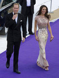 The royal couple attended the June 2011 ARK 10th anniversary gala in London.