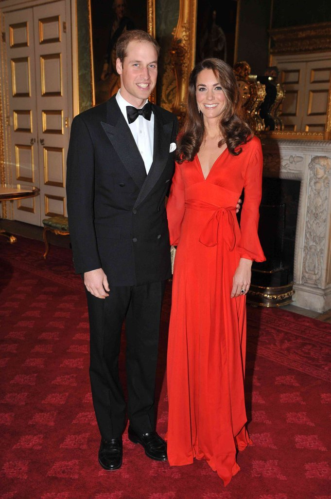 The Royal Couple at a United Nations Gala