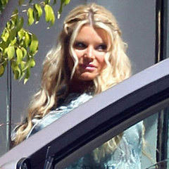 Jessica Simpson's Baby Shower. She might not have had her baby girl yet, ...