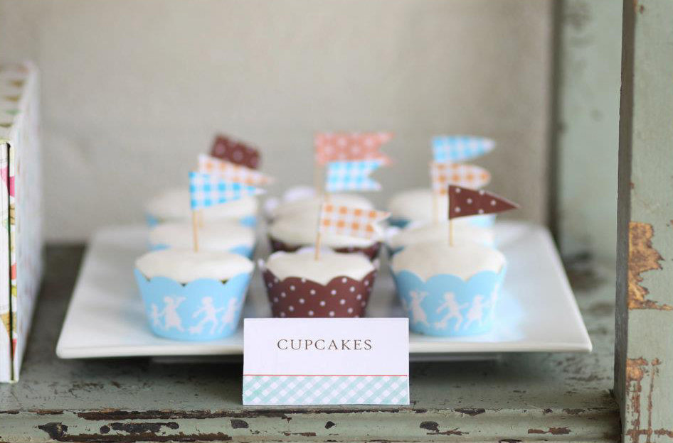 Good Old-Fashioned Cupcakes