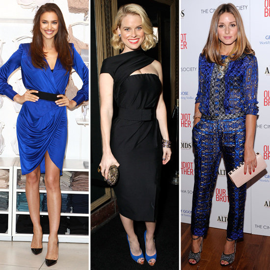Feeling these blue hues? Get inspired by the celebrity cobalt obsession.