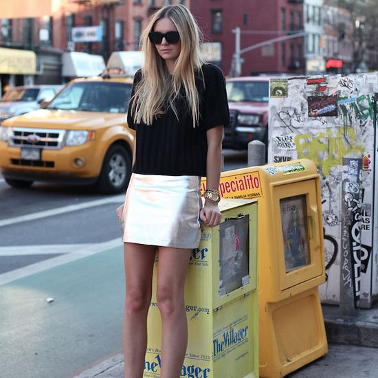 Get Inspired: 15 Slick Street Stylers Show Us Their Perfect Weekender Uniforms
