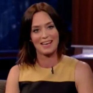 Emily Blunt on Jimmy Kimmel Hawaiian Vacation Video