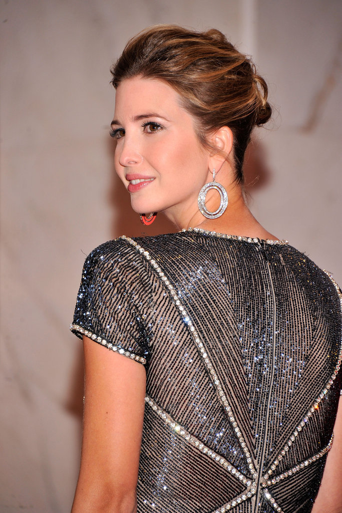 Ivanka showed off an amazing dress at the White House Correspondant's Dinner.