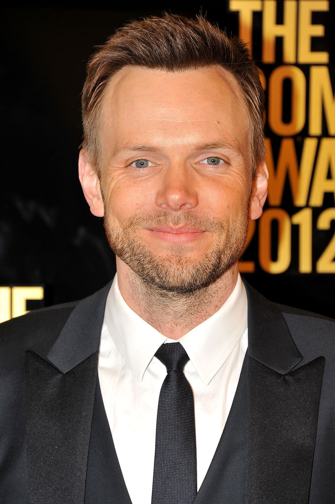 Joel McHale attended the Comedy Awards in NYC.