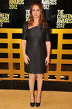 Maya Rudolph rocked a black dress at the Comedy Awards in NYC.