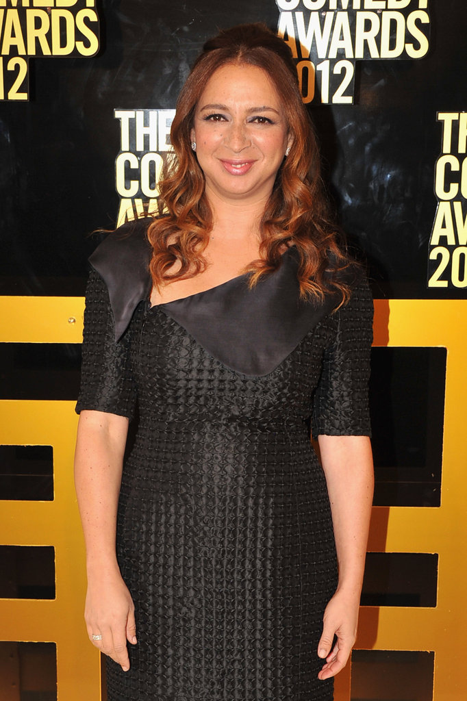 Maya Rudolph posed at the Comedy Awards in NYC.