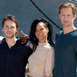 Rihanna and Alexander Skarsgard Battleship Pictures