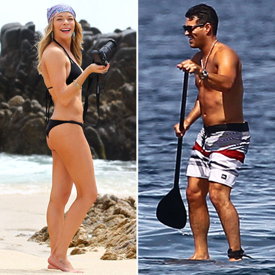 LeAnn Rimes Sports a Sexy Bikini During a Special Cabo Trip With Eddie Cibrian