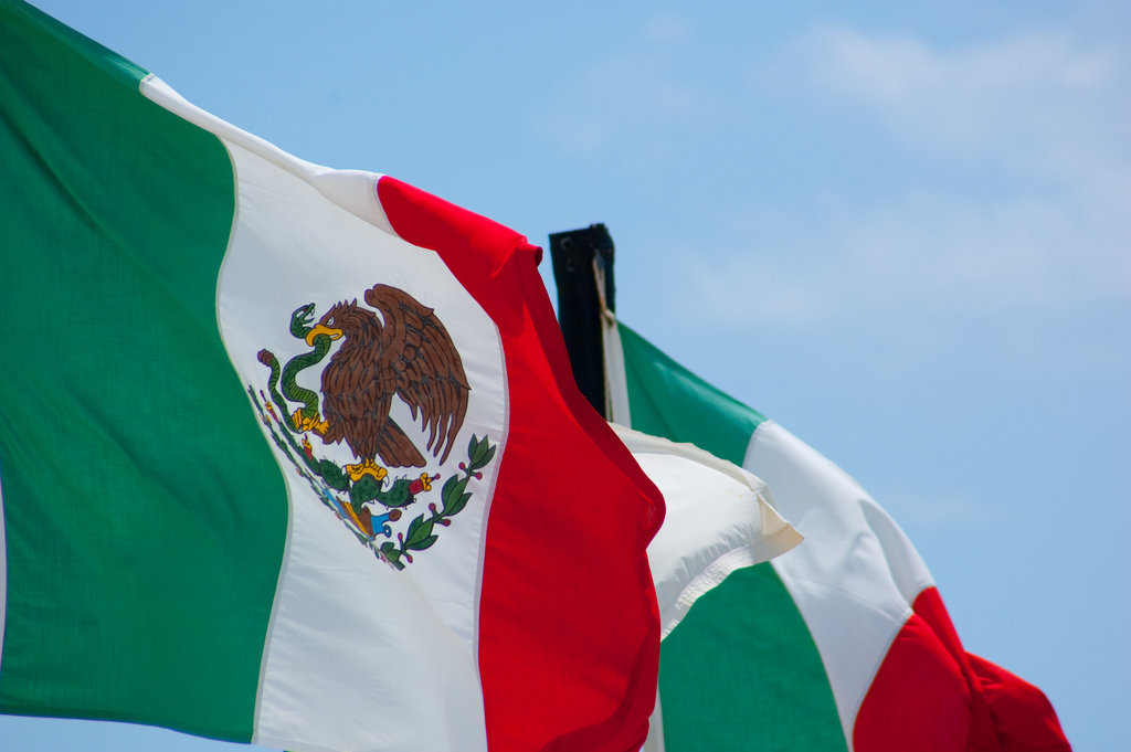 Do a Mexican Flag Craft