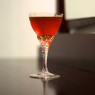 Low-Calorie Sazerac Cocktail Recipe