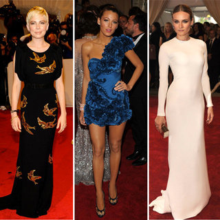 A Look Back At 100 Of The Best Met Gala Costumes In Celebration Of The 2012 Event: Kate Moss, Blake Lively and more!