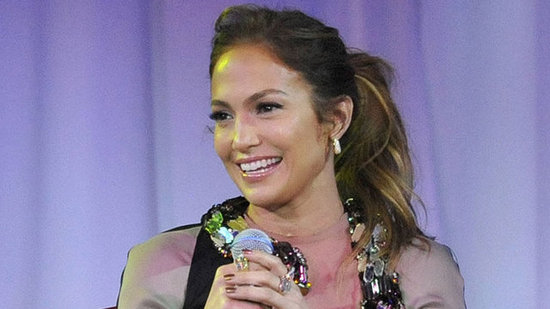 Video: Jennifer Lopez Teams Up With Casper For Tour and Travels With Twins