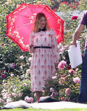 Drew Barrymore Preps For a Wedding — and a New Wine