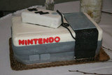 Retro gamers and fondant fans alike will dig into this classic Nintendo cake. Source: Flickr User sgs_1019