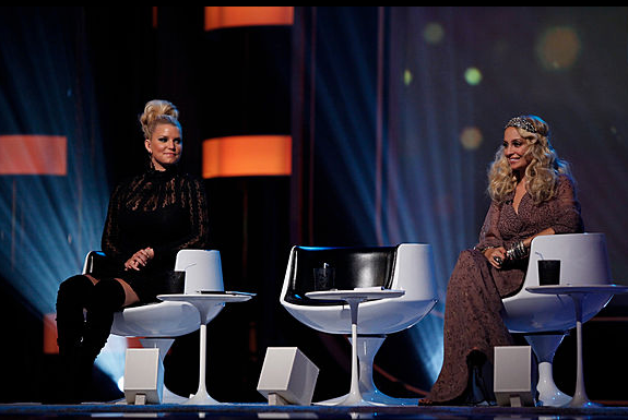 Week Eight — Jessica Simpson, Nicole Richie
