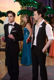 Darren Criss and Chris Colfer in Glee.  Photo courtesy of Fox