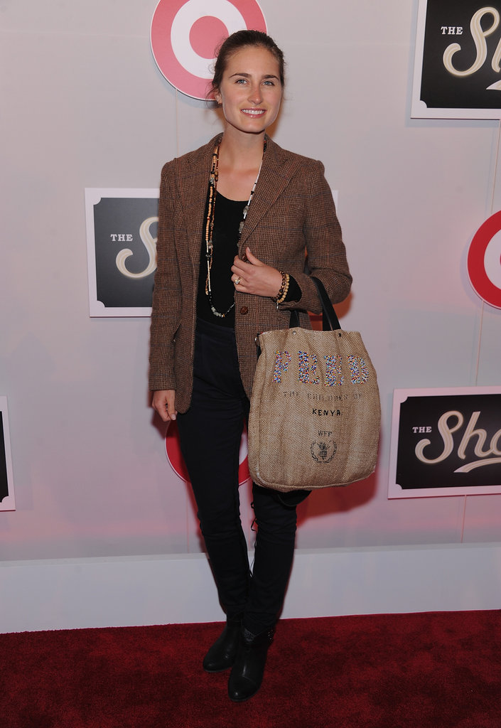 Lauren Bush was in attendance at The Shops at Target launch party in NYC.