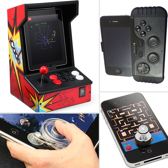 Phone and iPad Accessories to Take Your Gaming to the Atari Level