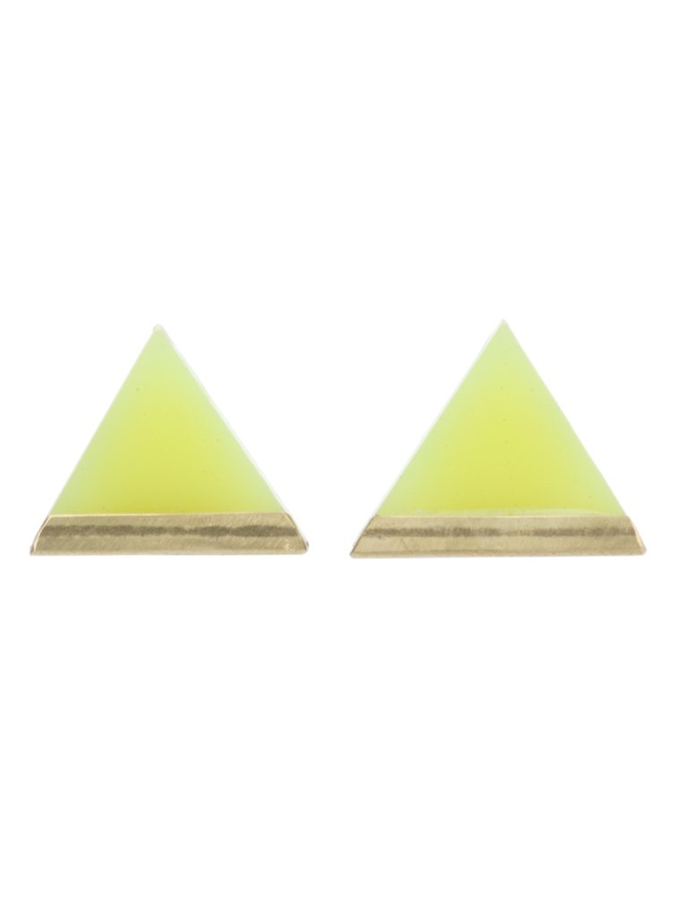 "Lucy Peacock ""Vostok"" Earrings ($48)"