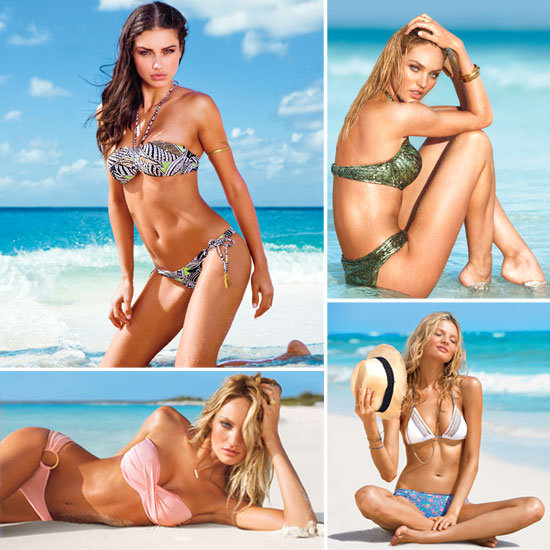 Victoria's Secret Swim Catalog 2012