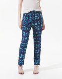 We're smitten with printed trousers this season, and this pair is fun, chic, and affordable.  Zara Printed Trousers ($50)