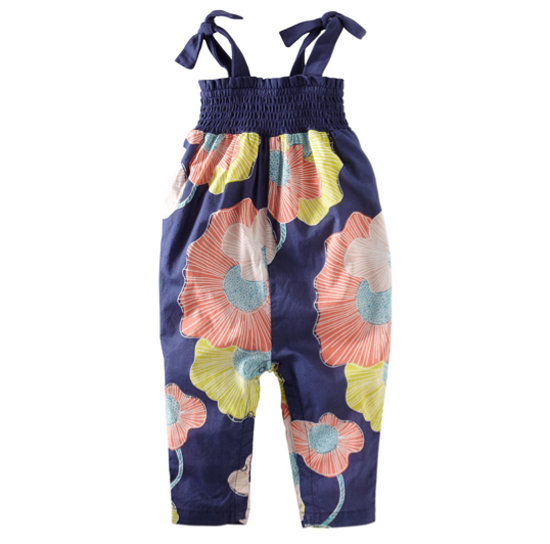 Tea Collection Surf Lily Romper ($39)