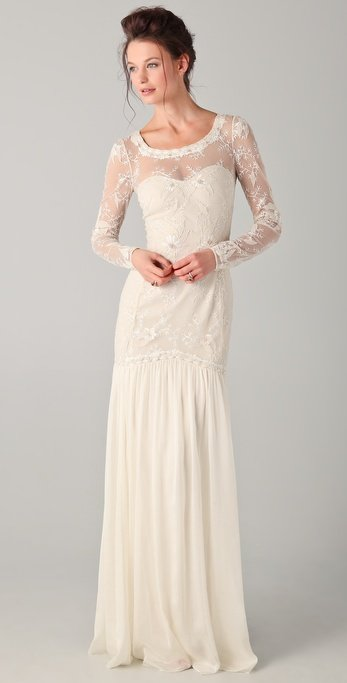 Temperley London Long Belle Dress ($3,160)