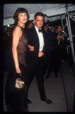 Linda Evangelista and Kyle MacLachlan —1996