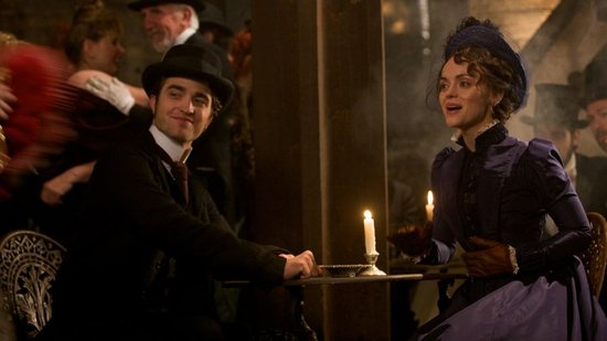 Exclusive: Robert Pattinson Dances, Gets Slapped in New Bel Ami Clip!