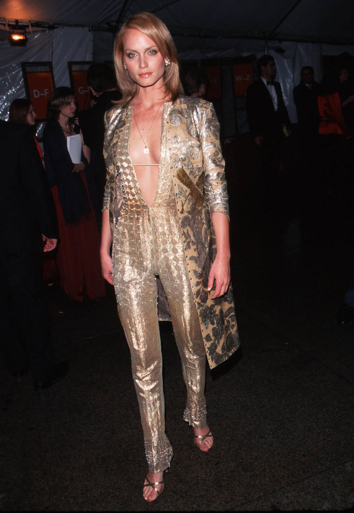 Amber Valletta — 1999