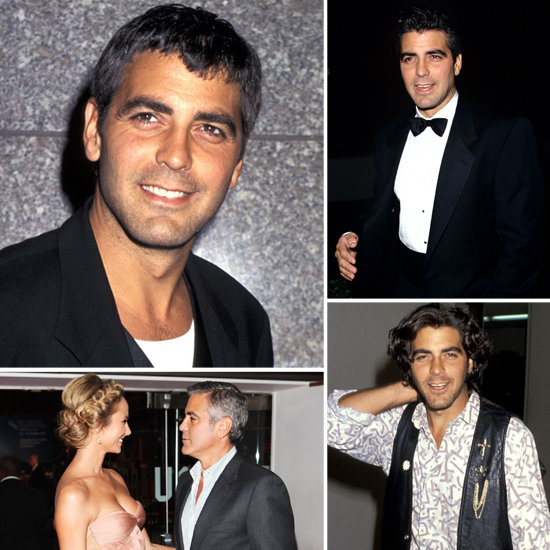 Celebrate George Clooney's 51st Birthday With 100 Sexy Shots