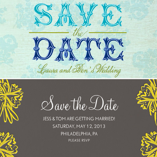 While most couples still opt for paper wedding invitations