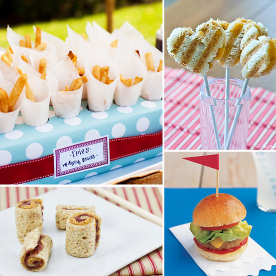 Big Day, Little Bites! 14 Foods For Your Wedding's Kid Table