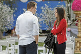 Scott Porter as George and Rachel Bilson as Zoe on Hart of Dixie. Photo courtesy of The CW