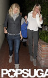 Cameron Diaz and Gwyneth Paltrow were a blonde duo!
