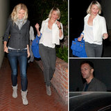 Gwyneth Paltrow and Chris Martin Have a Date Night With Cameron Diaz!