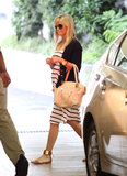 Reese Witherspoon went to a meeting.