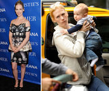 January Jones Juggles Xander and a Glam NYC Night Out