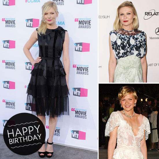 Thirty eclectic ensembles that solidify Kirsten Dunst's cool-girl style status — which look is your favorite?