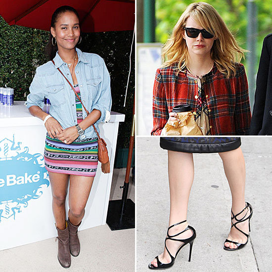 Celebrity Style Recap For April 30, 2012