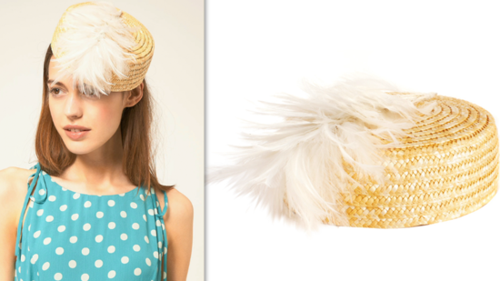 5 Stylish Hats Fit For the Kentucky Derby!