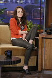 Kristen Stewart looked cute on The Tonight Show