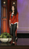Kristen Stewart on The Tonight Show.