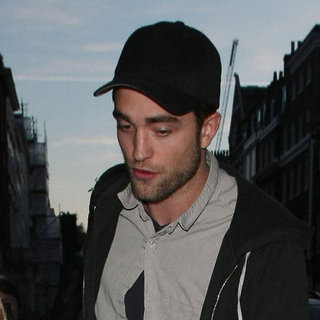 Robert Pattinson feiert 26. Geburtstag in London