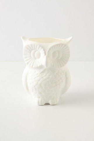 Owl Pencil Holder