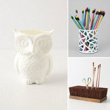 9 Cute Pencil Holders For the Office
