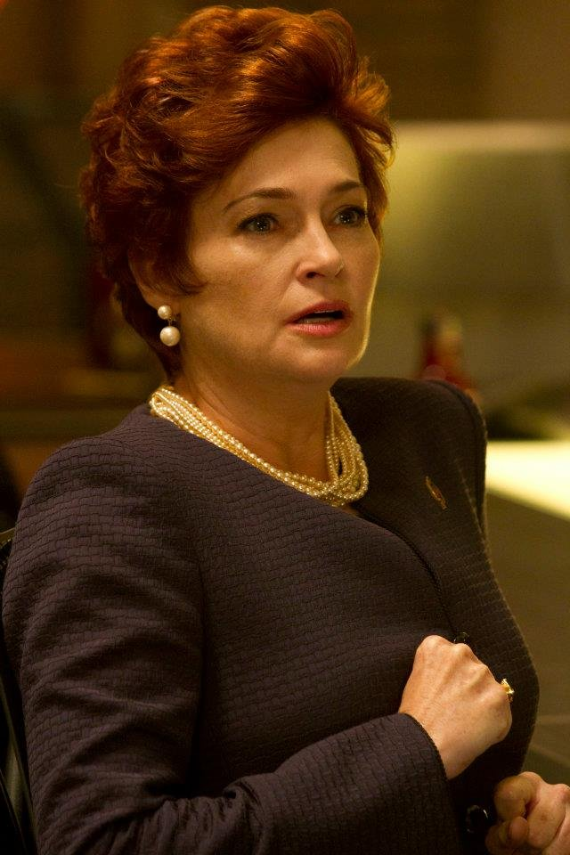 Carolyn Hennesy as Rosalyn Harris on True Blood. Photo courtesy of HBO