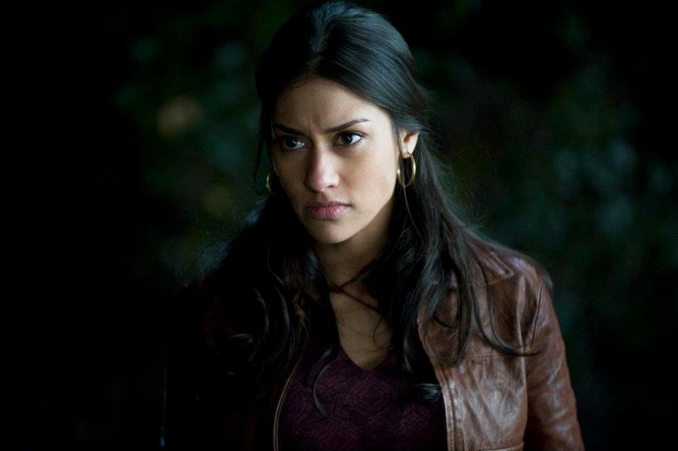 Janina Gavankar as Luna on True Blood. Photo courtesy of HBO